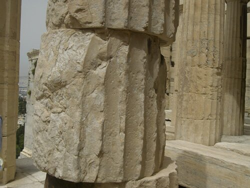 Pillars of the Parthenon